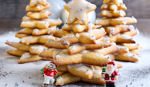 How cookie and milk became Santa's favourite treat