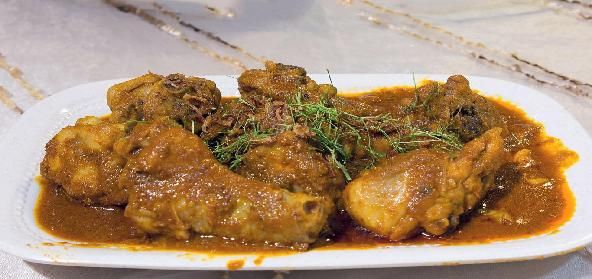 Chicken Drumsticks in Pepper Gravy | Indian | Non ...