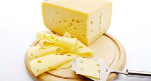 Ever wondered why Swiss cheese has holes?