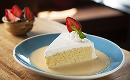 Culinary History of Pastel de tres leches
