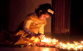 Significance of Diwali - Replacing darkness with light!
