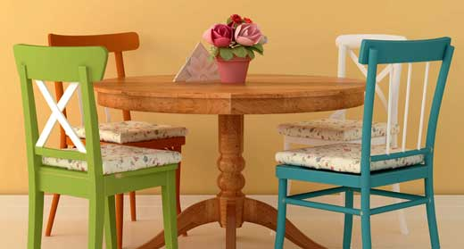 Tricks to revive your old furniture