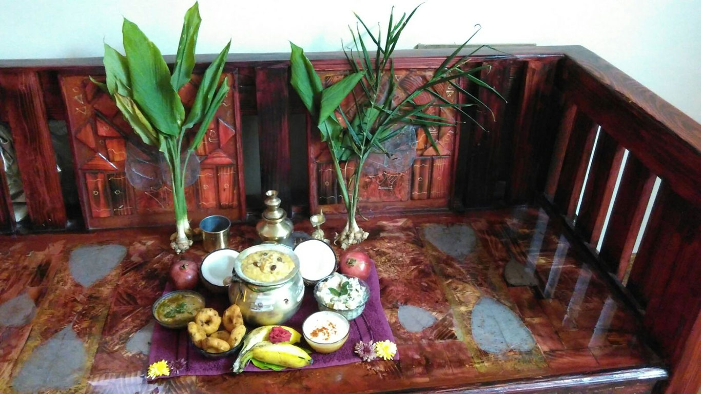 Eleven ways to make Pongal