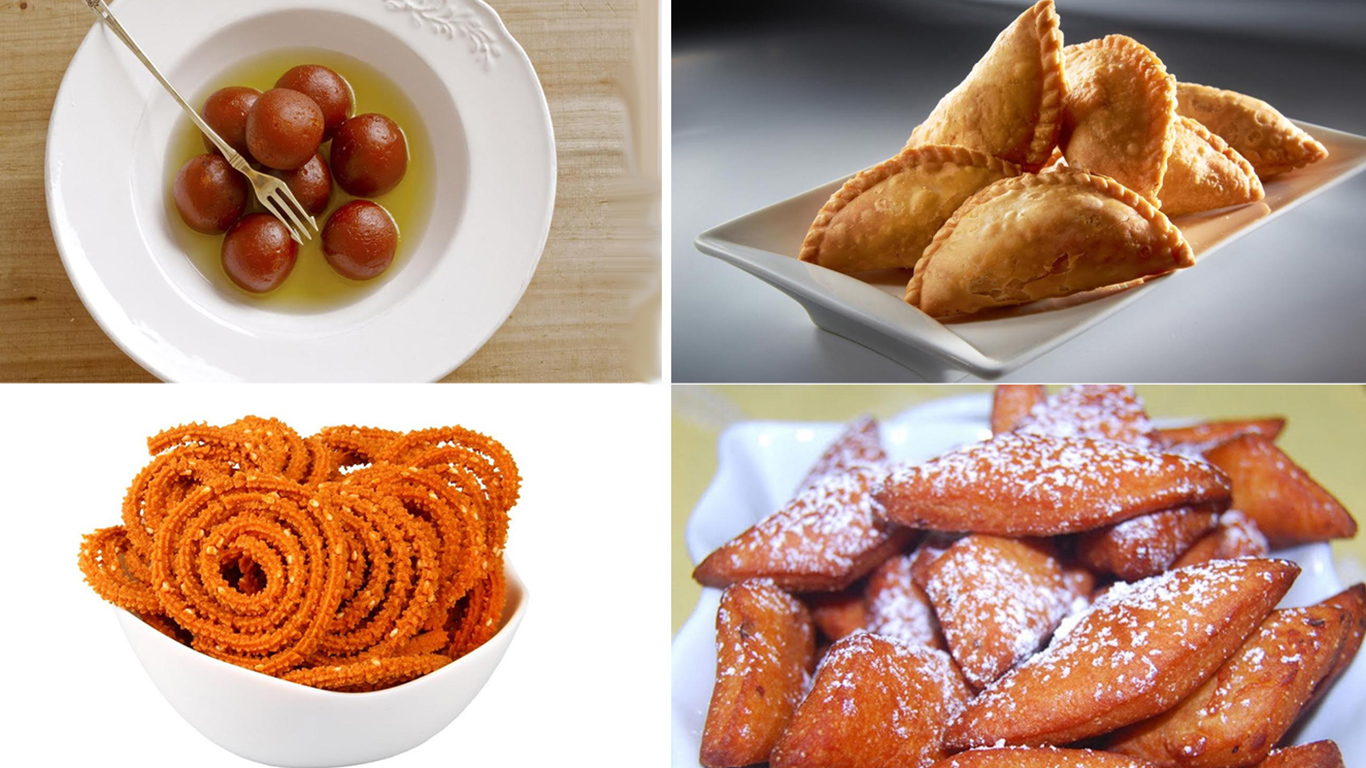 Diwali 2017: Must try Sweets and Snacks